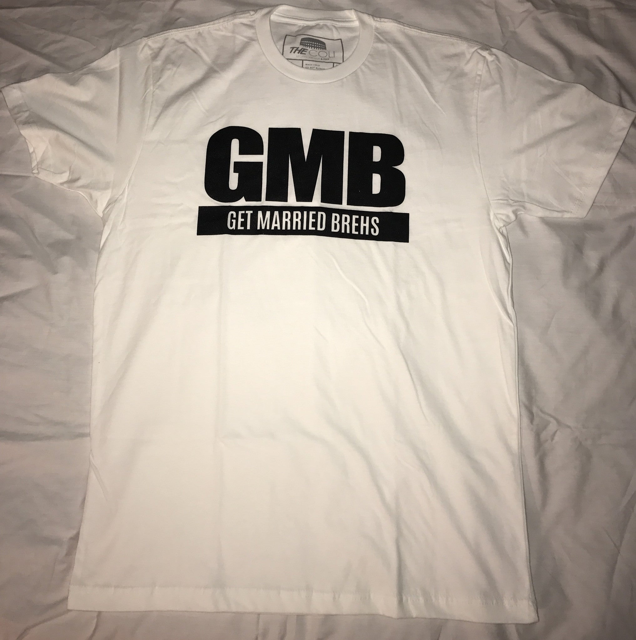 GMB T-Shirt | White