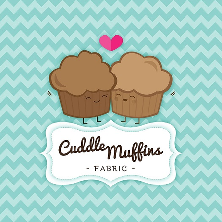 Cuddle Muffins Fabric