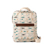 CONVERTIBLE BACKPACK—DESERT IKAT