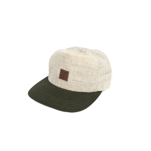DAYBREAKER RELAXED STRAPBACK CAP — HIMALAYAN NETTLE