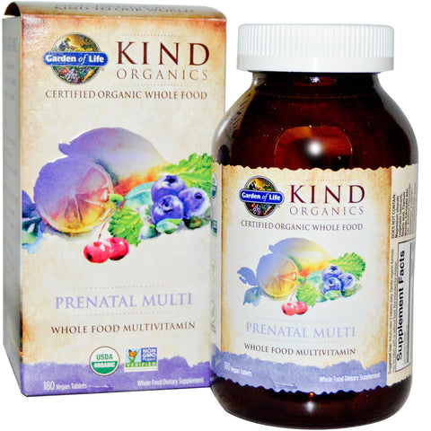 Garden of Life KIND Organics Prenatal Multi