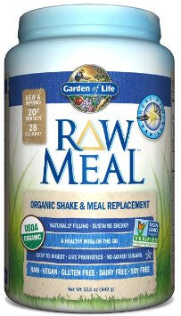 Garden of Life RAW Organic Meal Vanilla