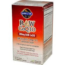 Garden of Life RAW CoQ10