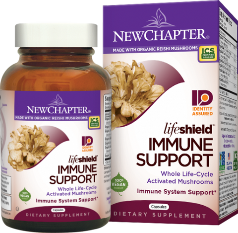 New Chapter Life Shield Immune Support