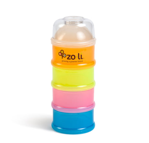 Zoli ON THE GO Formula and Snack Dispenser