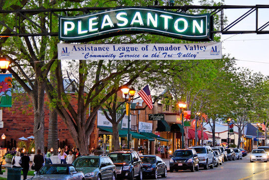 Pleasanton Downtown