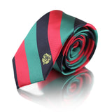 African Nations Red/Black/Green Tie