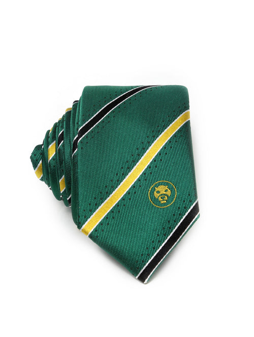 African Nations Green Tie