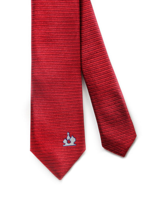 Russia Red Tie