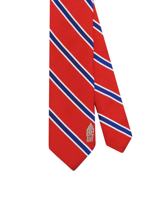 England-Great Britain Red Tie