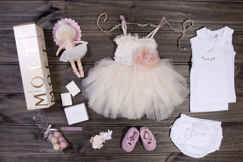 Baby Ballerina - New Born Baby Gift Hampers for Girls and Boys