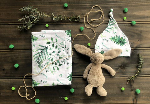 Little Garden Bunny - Baby Hampers
