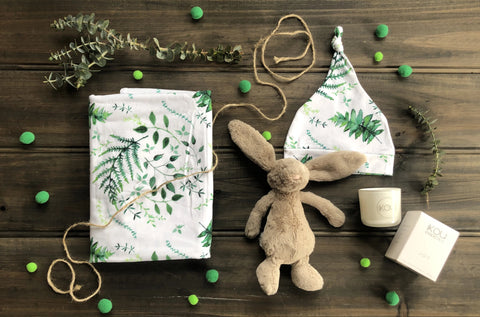 Joyful Bunny - Baby Hampers