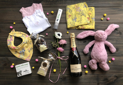 Bubbly Sunny Bunny - Baby Hampers