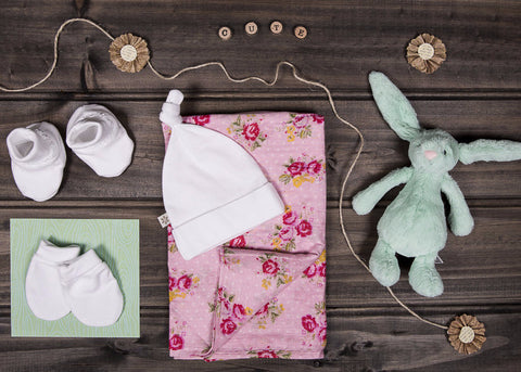 Lucky Bunny - Baby Hampers