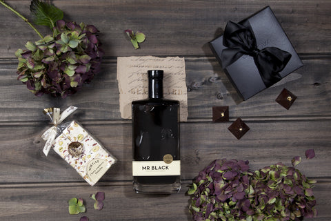 Meet Mr Black - Gourmet Hampers