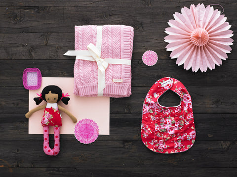Dear Dolly - Baby Shower Gift Hampers for Boys and Girls