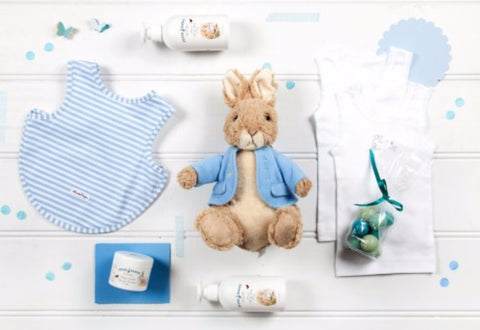 A Rabbit's Tale - Baby Hampers