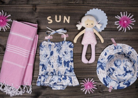 Beach Babe - Baby Hampers
