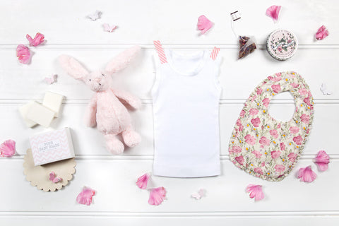 Blooming Bunny - Baby Hampers