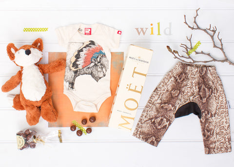 Born to be Wild - Baby Hampers