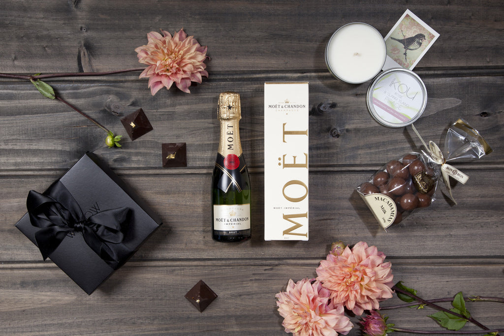 Chocolates & Bubbles