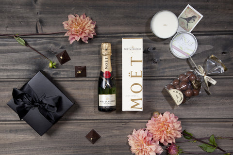 Chocolates & Bubbles - Valentine's Day