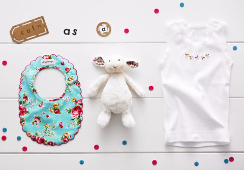 Cute As A Button - Baby Hampers