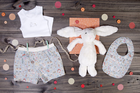 The White Rabbit - Baby Hampers