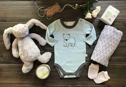 Bunny and the Bear - Baby Hampers