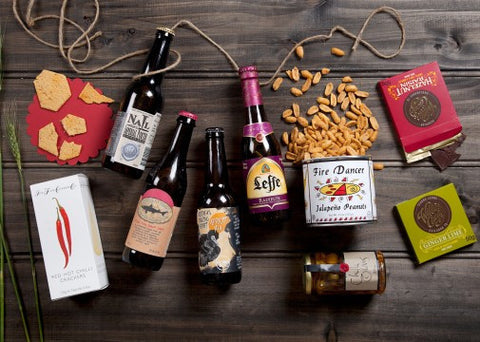 Know Your Craft - Gourmet Hampers