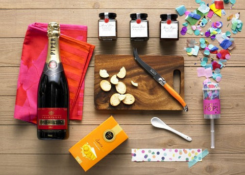 Let the Good Times Roll - Retirement Hampers