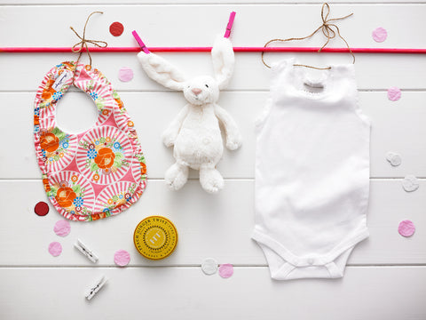 Marshmallow Bunny - Baby Hampers