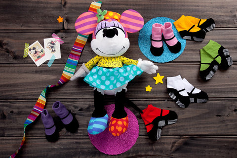 Minnie's Dancing Shoes - Baby Hampers