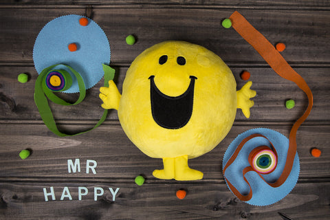 Mr Happy - Hampers For Her