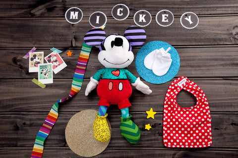 Oh Mickey - Baby Hampers
