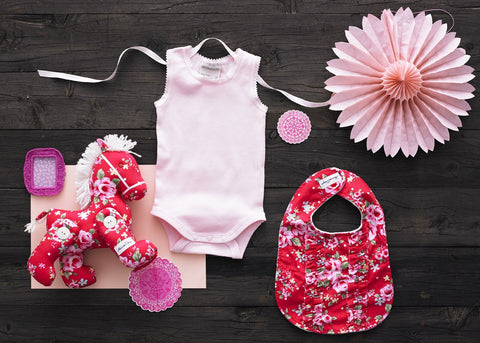 Rosy Red - Baby Hampers