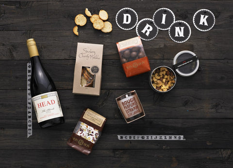 The Blonde - Gourmet Hampers