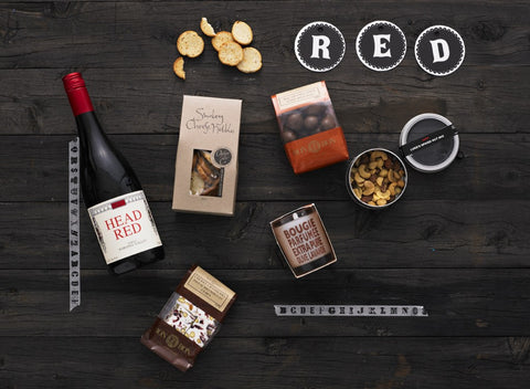 The Red Head - Gourmet Hampers