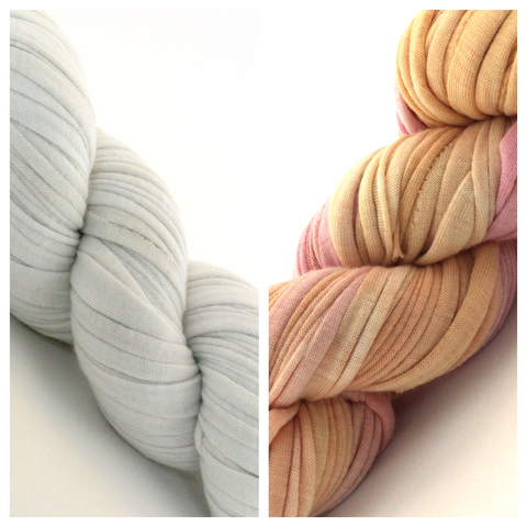 Cotton T-Shirt Yarn