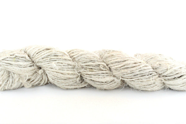 Banana Fiber Yarn - White
