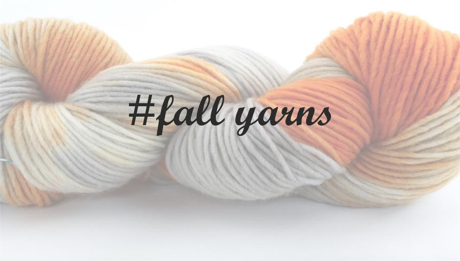 Fall Yarns