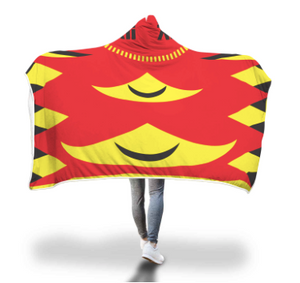 Ahuʻula Hooded Blanket