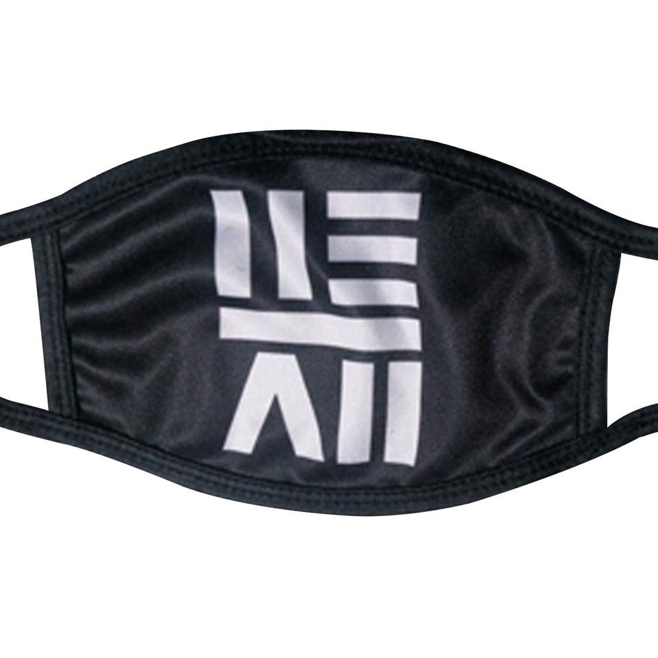 Main Logo Face Mask