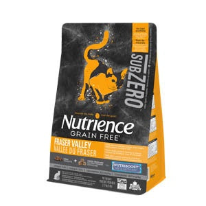Nutrience Cat Sub Zero Fraser Valley 5Kg