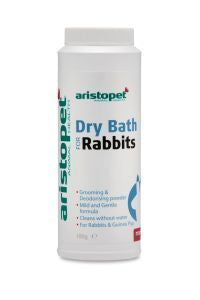 ARISTOPET RABBIT DRY BATH 100G