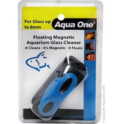 AQUA ONE FLOATING MAGNET CLEANER (M)