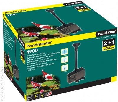 POND ONE PONDMASTER MK II 4900PH