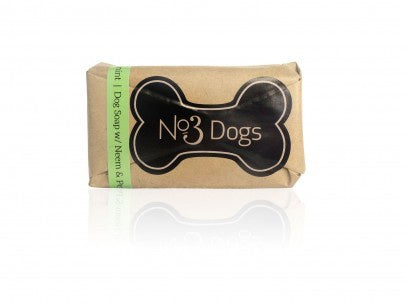 No3 Dog Soap