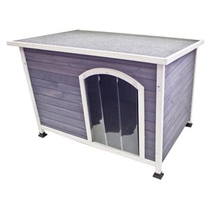 Petware Wood Dog Kennel Large